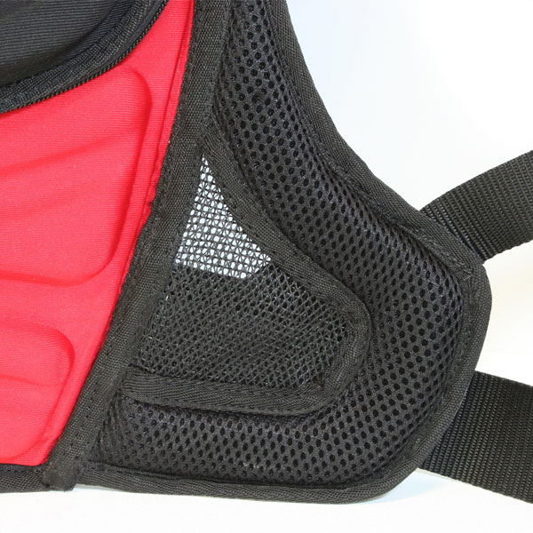The Sprint has been designed with vented waist belt side wings to improve comfort and pack stability over rough terrain. The vented cavity allows air circulation whilst conforming to the hip form of the wearer. Using the quick-release webbing extender you can quickly integrate the innovative CONFIGR8 Matrix tool pack.
