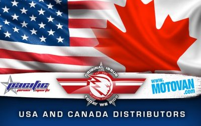 U.S & Canada we've got you covered